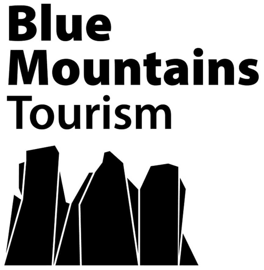 Blue Mountains Tourism LOGO